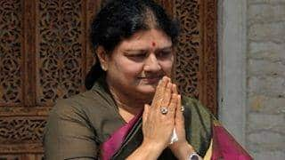 Case registered against Sasikala for kidnapping, illegally confining MLAs at the Golden Bay Resort