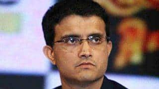 India Coach to be Selected on July 10, Says Sourav Ganguly