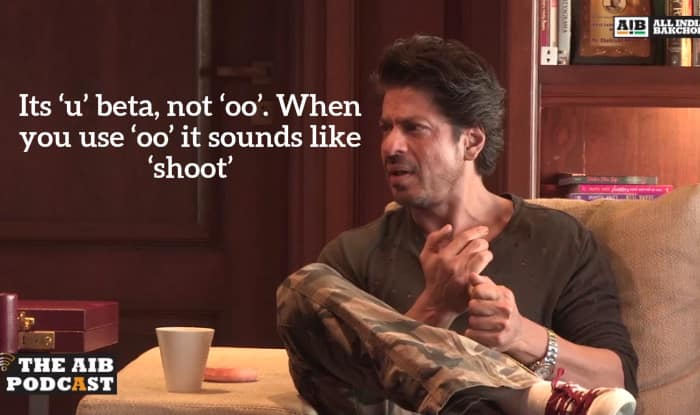 Shah Rukh Khan AIB Podcast Part 2: SRK's advice to Haters and 7 other highlights from video