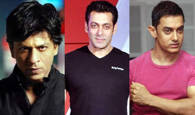 Salman Khan and Shah Rukh Khan are INSECURE of Aamir Khan ...