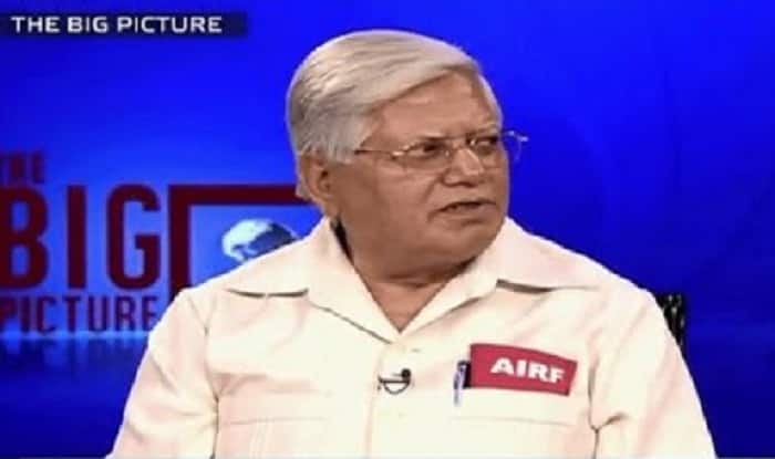 Shiv Gopal Mishra, secretary, National Council (staff side) (image source: YouTube/RSTV)