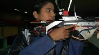 Pooja Ghatkar wins bronze in 10m Air Rifle final at Shooting World Cup