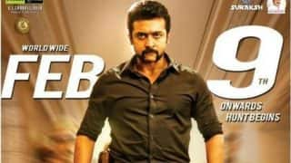 Singam franchise a milestone in my career, says Suriya