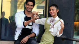 Ahem! Alia Bhatt's beau Sidharth Malhotra opens up about getting hitched