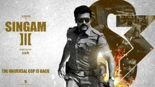 Si3 (Singam 3 / S3 / C3): Movie review, star cast, audience LIVE update of the Suriya-Anushka Shetty and Shruti Hassan starrer