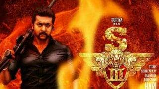 Singam 3 box office collection: Suriya starrer action drama collects Rs 20 crore despite getting leaked online!