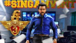 Singam 3: Torrent download website Tamil Rockers threaten to live-stream Suriya's movie on opening day