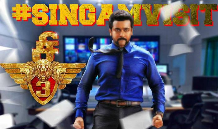 Singam 3: Torrent Download Website Tamil Rockers Threaten