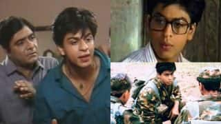 Circus, Fauji, Wagle Ki Duniya and 5 other TV serials that Shah Rukh Khan did before he became King Khan!