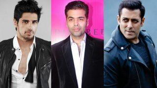 Sidharth Malhotra replaced Fawad Khan in a Salman Khan film, credit goes to Karan Johar?