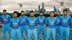 Oppo replaces Star as new Team India sponsor