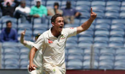 India vs Australia 2017: Spin coach Sridharan Sriram lauds Steve O'Keefe's performance in Pune Test