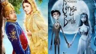 COPY ALERT! Is Anushka Sharma's film Phillauri inspired from Corpse Bride?