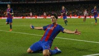 Copa del Rey: Barcelona Edge Valencia in The First Leg of Semi-Final