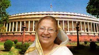Budget 2017 will be presented on time, says Lok Sabha Speaker Sumitra Mahajan