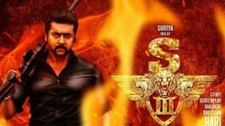 Singam 3 English Teaser: Singam 3 English Teaser: Suriya's Durai Singam impresses fans with powerful dialogues!