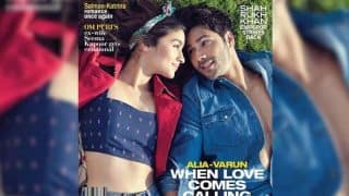 Badrinath Ki Dulhania stars Varun Dhawan and Alia Bhatt give us relationship goals in this latest mag cover