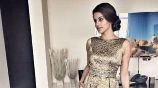 Taapse Pannu REVEALS how Running Shaadi.com helped her to do Pink