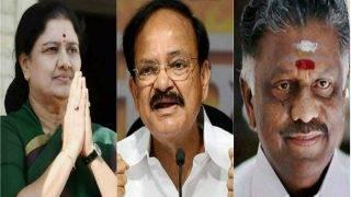 VK Sasikala vs O Paneerselvam row: Venkaiah Naidu defends Tamil Nadu Governor over political crisis, says procedure needs to be followed