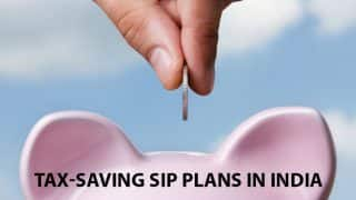 Best 5 Income Tax-Saving SIP plans in India: How To save taxes by Investing in SIPs under 80C