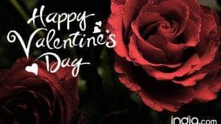 Valentine's Day 2017 Greeting Cards & Pics: Best Gif Images, eCards, Messages & Wallpapers to wish Happy Valentines Day to your valentine