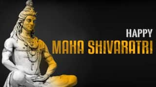 Maha Shivratri 2020 Gifs: Best Shivratri GIfs, SMS, WhatsApp & Facebook Messages to Send Happy Maha Shivratri Greetings