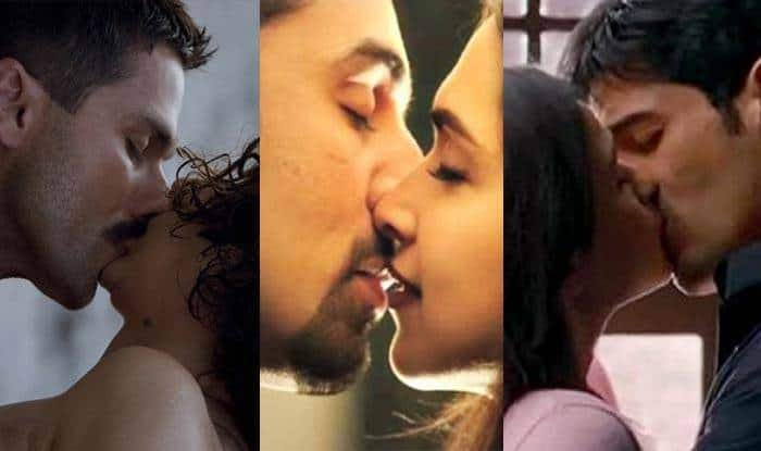 Deepika padukone kissing ranbir