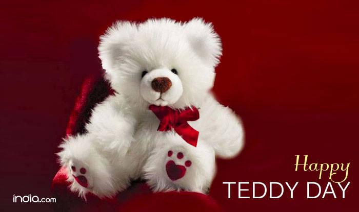Happy Teddy Day 2017 Importance Of Teddy Day And Teddy