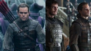 The Great Wall Review: The Matt Damon starrer is a perfect visual feast for fantasy fans!