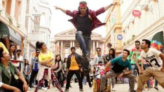 Munna Michael actor Tiger Shroff COPIES daddy Jackie Shroff in this new song Ding Dang!