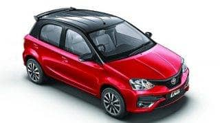 Toyota Etios Liva Dual-Tone Special Edition launched at INR 5.94 lakh
