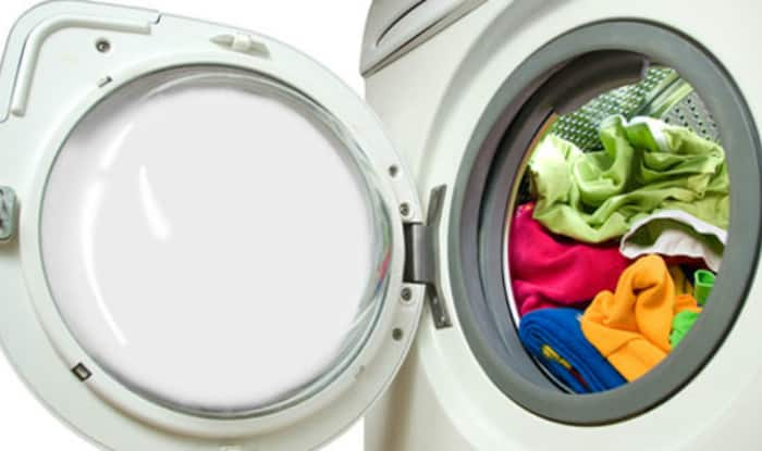 twins died in washing machine