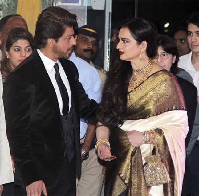 Shah Rukh Khan becomes 4th recipient of the Yash Chopra memorial award