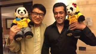 Tubelight star Salman Khan and Kung Fu Yoga actor Jackie Chan are the newest BROTHERS in town; read how!