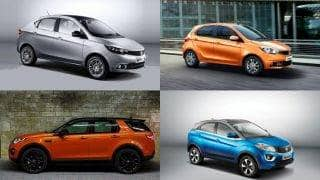 Upcoming cars from Tata Motors to launch in India in 2017-18