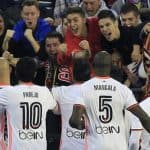La Liga: Valencia shock Real Madrid with early goals, blow title race wide