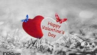 Valentine's Day 2017: Best Quotes, SMS, Facebook Status & WhatsApp GIF image Messages to send your husband / wife on Valentine's Day