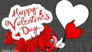 Valentine's Day 2019: Best GIF Images for WhatsApp, eCards, Messages & Wallpapers to Wish Happy Valentine's Day to Your Valentine