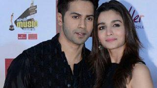 Radio Mirchi Music Awards 2017: Badrinath Ki Dulhania actors Varun Dhawan and Alia Bhatt are twinning and we are going INSANE (see pics inside)