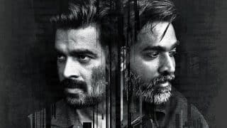 Vikram Vedha first look: Madhavan and Vijay Sethupathi's face off is giving us all the feels!
