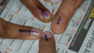 69 per cent polling till 1 pm in Manipur
