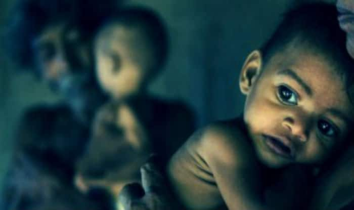 India home to a third of world's stunted children, says report