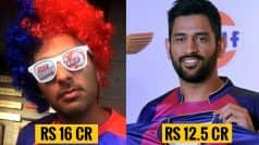 VIVO IPL 2017 Auction: 8 most expensive players in Indian Premier League T20 history (2008-2016)