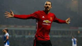 Former Manchester United Striker Zlatan Ibrahimovic Hints Potential Return to Old Club in January