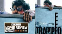 Trapped movie review: Rajkummar Rao's flawless performance deserves standing ovation