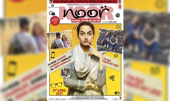Noor trailer: Meet the goofy, joker journalist, Sonakshi Sinha