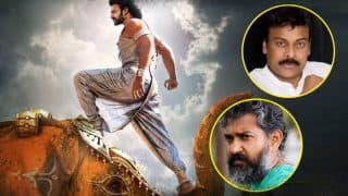 One more Baahubali 2 rumour is put to rest! Chiranjeevi will not give voice-over for Prabhas' film