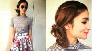 23 times Alia Bhatt gave us some really cool hairstyle goals!