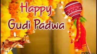 Happy Gudi Padwa Quotes, Shayri, Sayings, SMS, & eGreetings to Share on this Gudi Padwa 2017