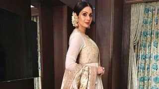 7 times Mom actress Sridevi looked elegant in ethnic wear! View pics